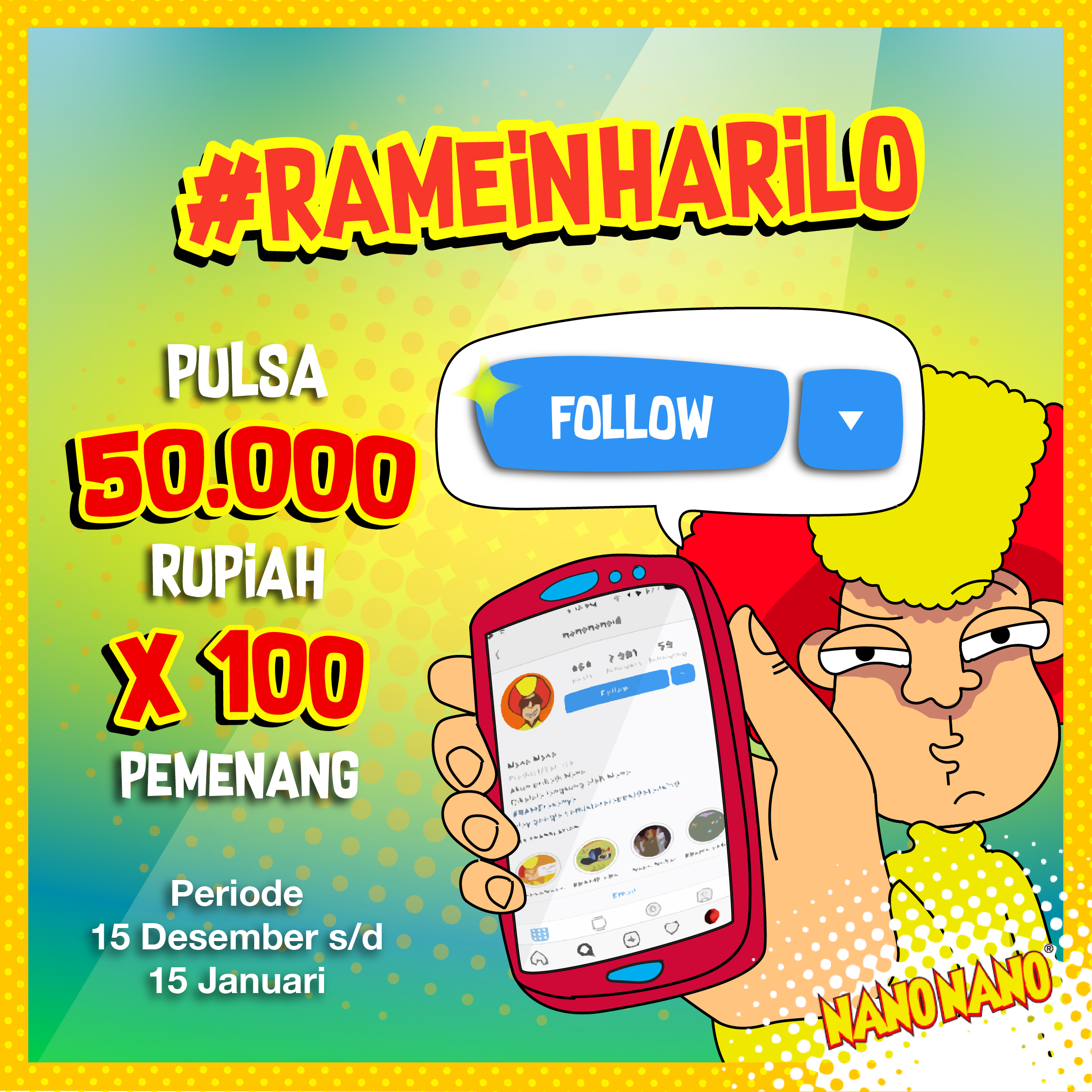 Nano RAMEinHariLo Feed Full Text